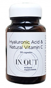 IN.OUT Hyaluronic Acid & Natural Vitamin C