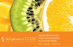 Skingenetic's Code Depigmentation And Antioxidant Alginat Mask