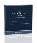 Transvital Men Anti Jet-Lag Facial Mask